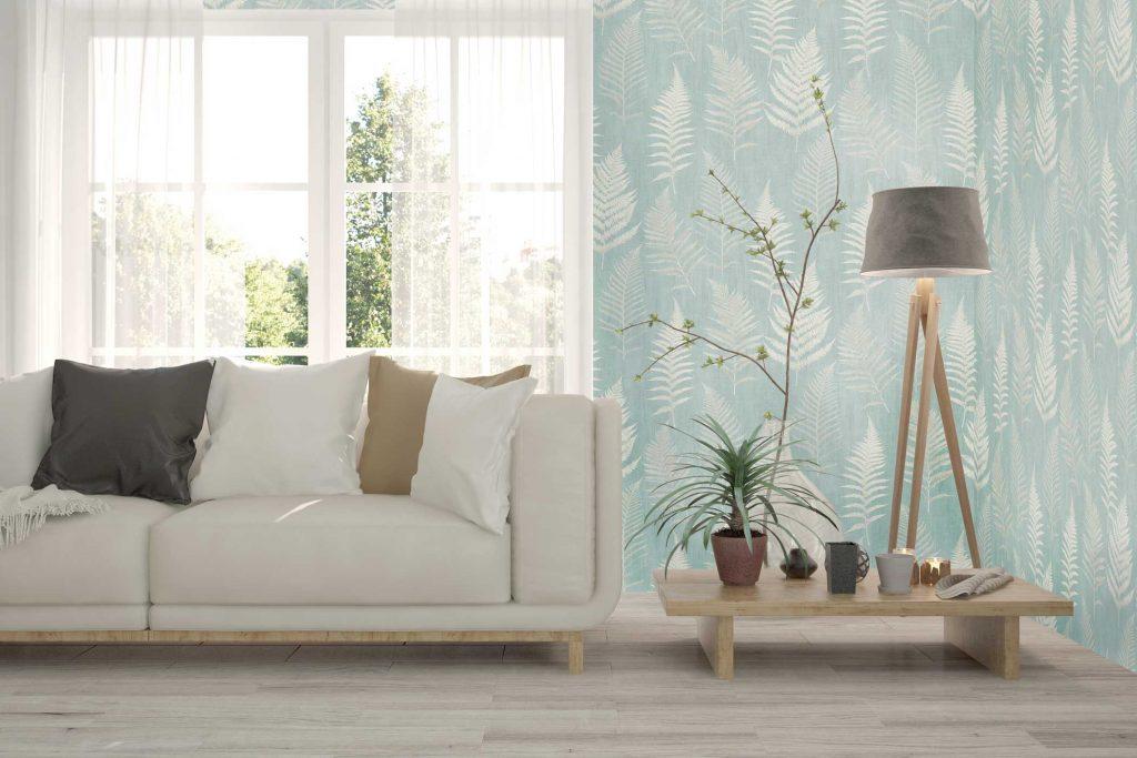 Nos 4 idées déco pour moderniser son intérieur avec du papier peint