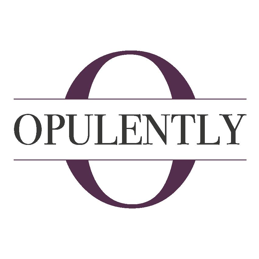 OPULENTLY logo