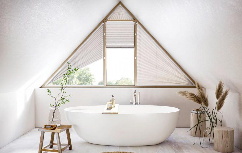 store plissé salle de bain heytens