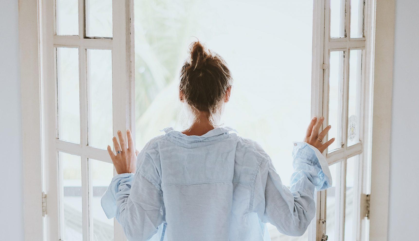 Aérer sa fenêtre
